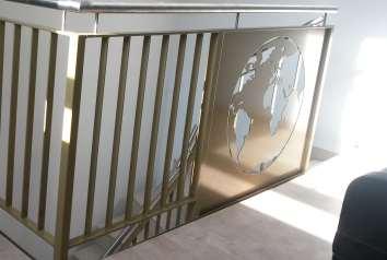 Metallbau Dölz Glaskonstruktionen Treppenbau Geländer Sonderanfertigungen